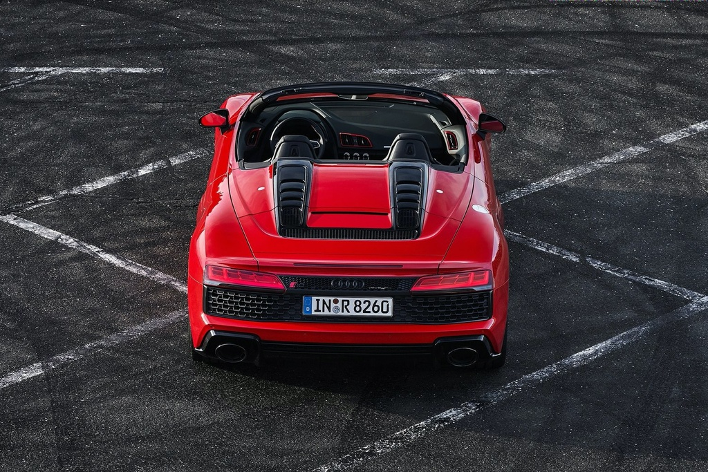 Audi R8 V10 RWD 2021 co gia tu 142.700 USD anh 3