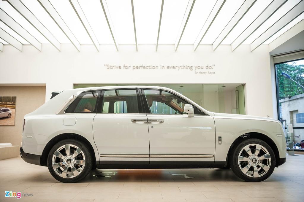 Nhung mau xe Rolls-Royce duoc phan phoi chinh hang anh 2