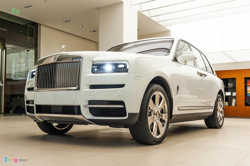 Nhung mau xe Rolls-Royce duoc phan phoi chinh hang anh 1