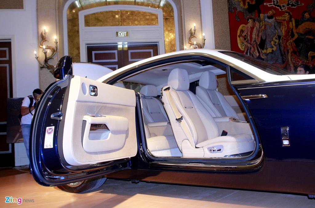 Nhung mau xe Rolls-Royce duoc phan phoi chinh hang anh 12