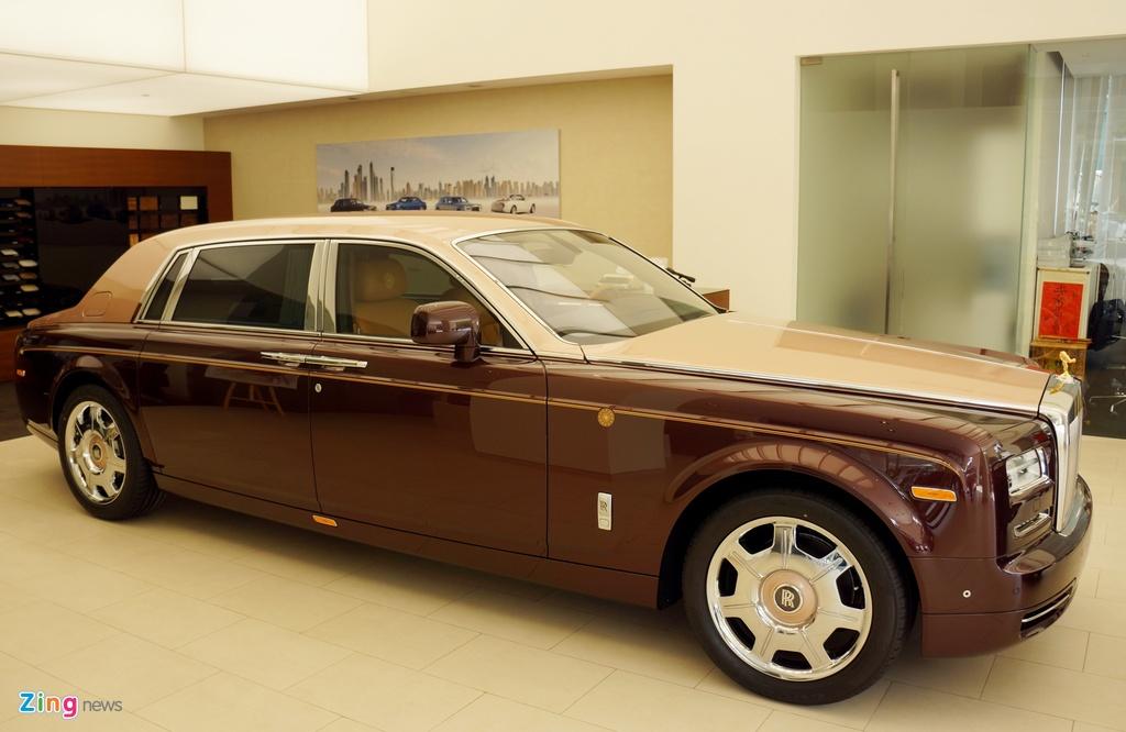 Nhung mau xe Rolls-Royce duoc phan phoi chinh hang anh 23