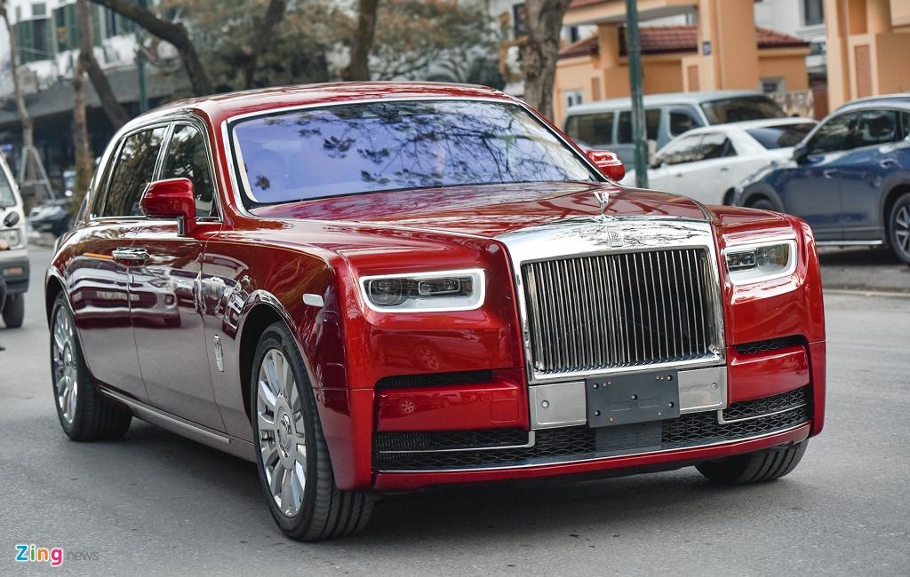 Nhung mau xe Rolls-Royce duoc phan phoi chinh hang anh 22
