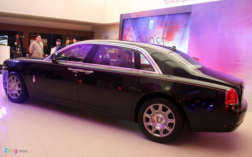 Nhung mau xe Rolls-Royce duoc phan phoi chinh hang anh 16