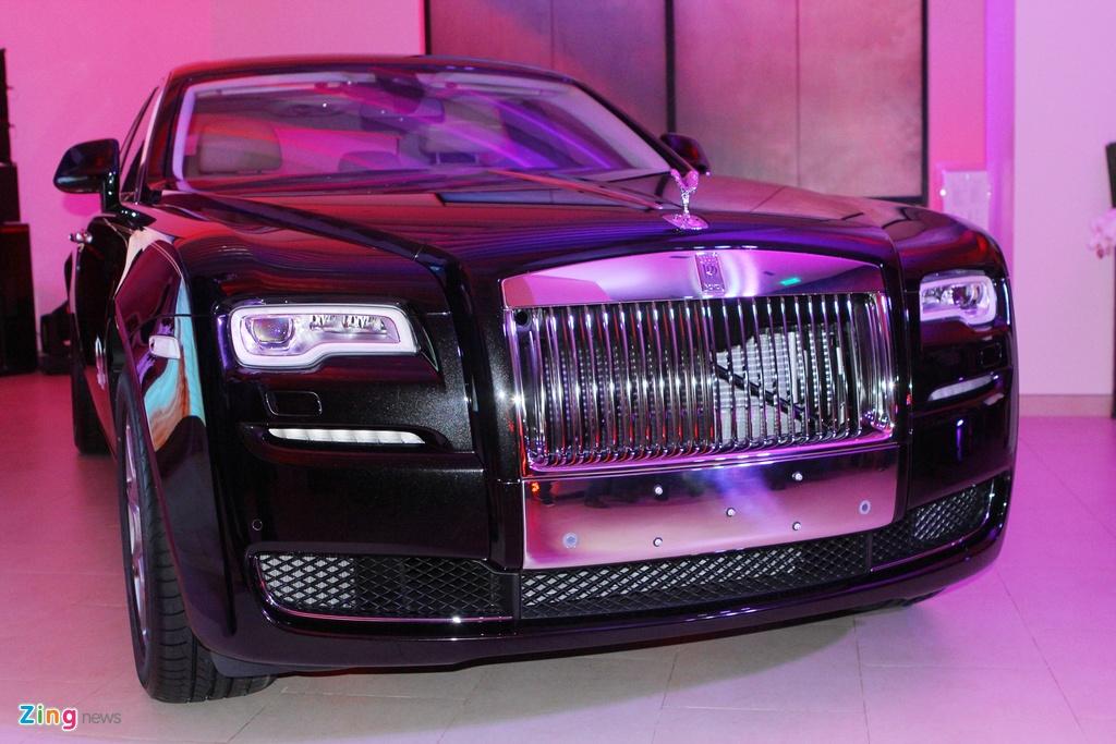 Nhung mau xe Rolls-Royce duoc phan phoi chinh hang anh 15
