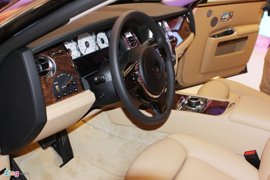 Nhung mau xe Rolls-Royce duoc phan phoi chinh hang anh 19