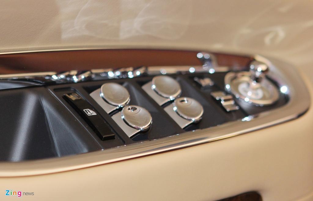 Nhung mau xe Rolls-Royce duoc phan phoi chinh hang anh 21