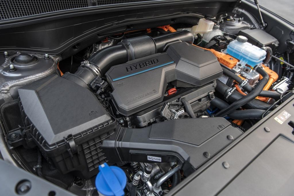 Hyundai Santa Fe 2021 duoc ra mat tai My anh 4