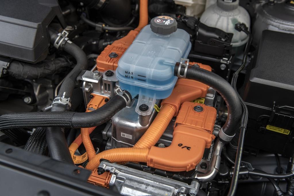 Hyundai Santa Fe 2021 duoc ra mat tai My anh 2