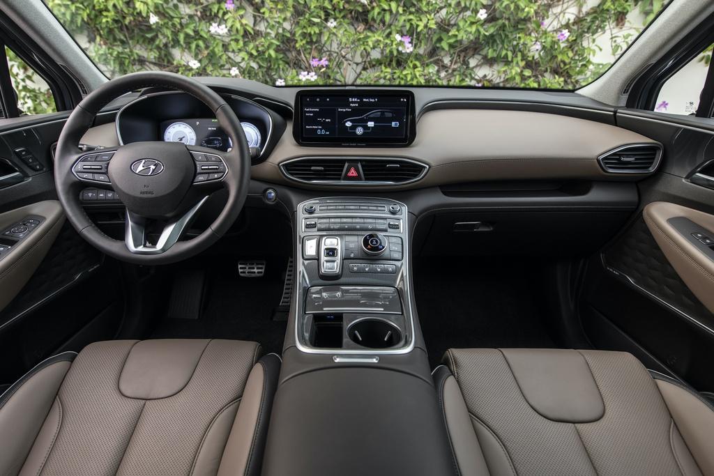 Hyundai Santa Fe 2021 duoc ra mat tai My anh 8