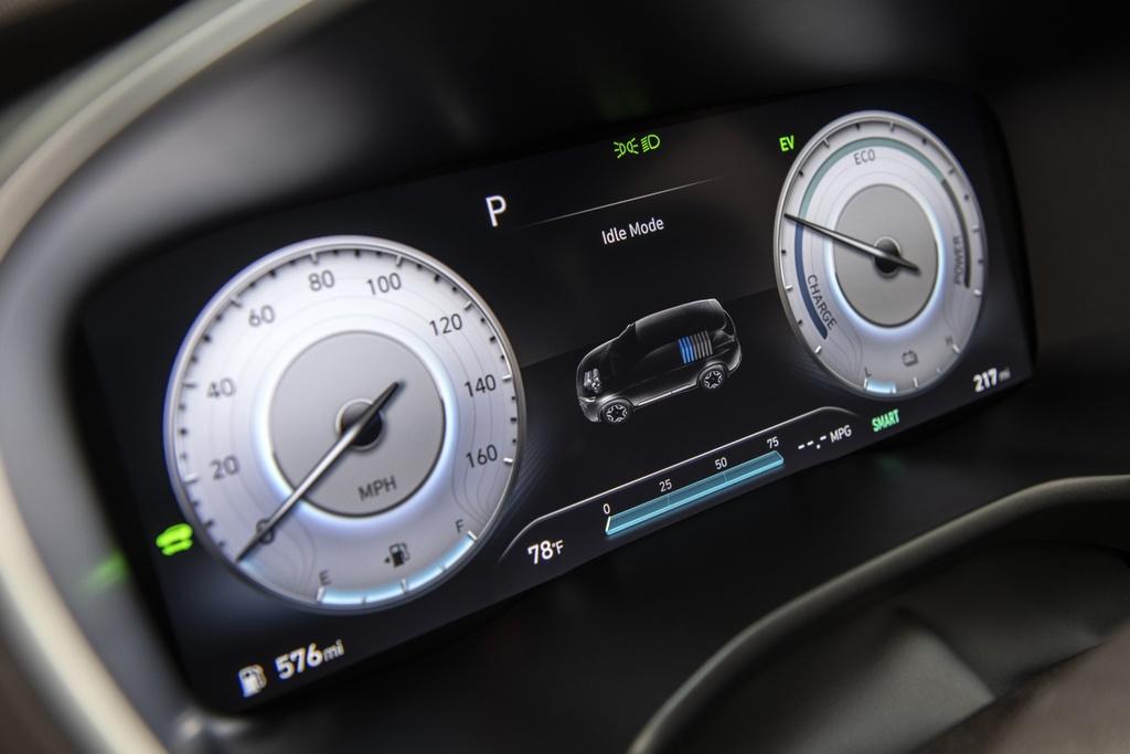 Hyundai Santa Fe 2021 duoc ra mat tai My anh 9
