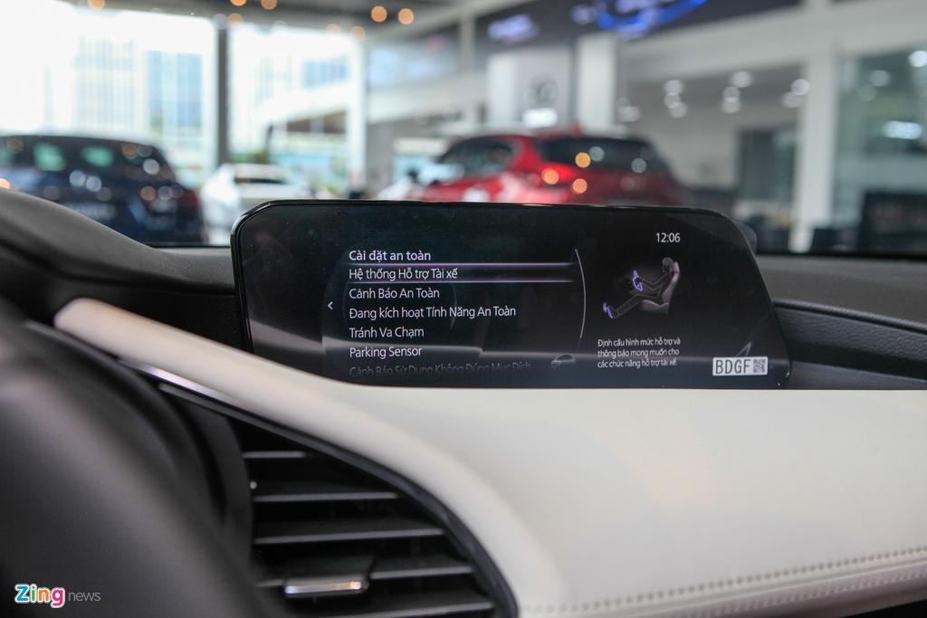 Mazda3 ban ky niem 100 nam ra mat Viet Nam anh 10