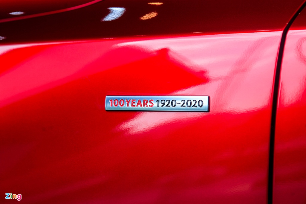 Mazda3 ban ky niem 100 nam ra mat Viet Nam anh 3