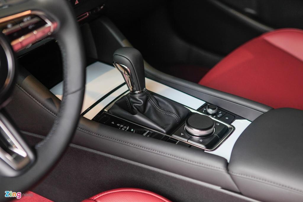 Mazda3 ban ky niem 100 nam ra mat Viet Nam anh 9