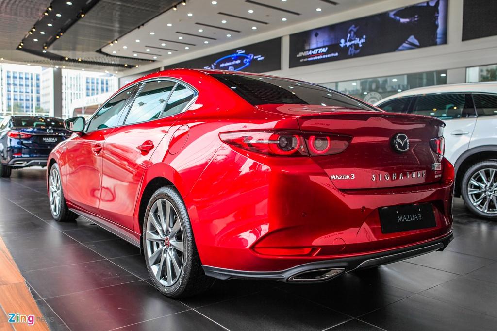 Mazda3 ban ky niem 100 nam ra mat Viet Nam anh 2