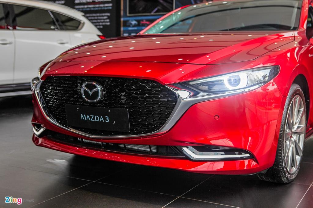 Mazda3 ban ky niem 100 nam ra mat Viet Nam anh 7
