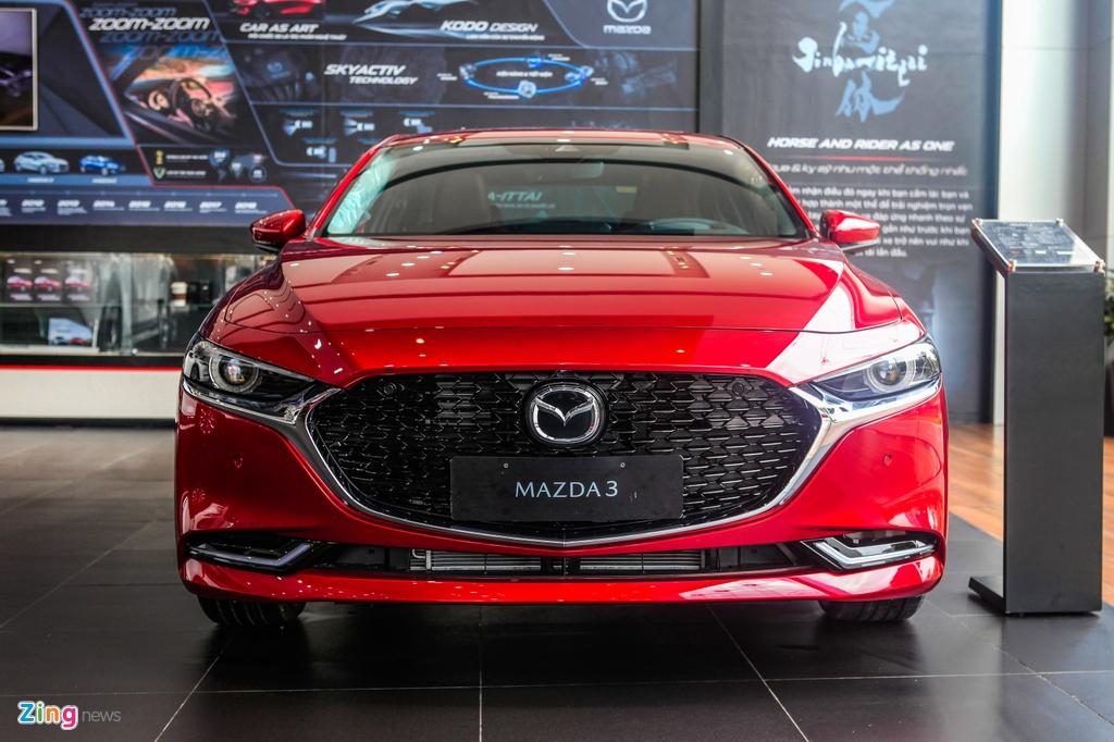 Mazda3 ban ky niem 100 nam ra mat Viet Nam anh 11