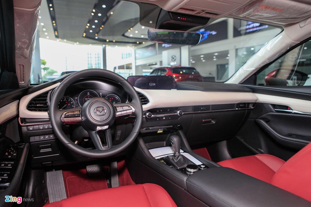 Mazda3 ban ky niem 100 nam ra mat Viet Nam anh 8
