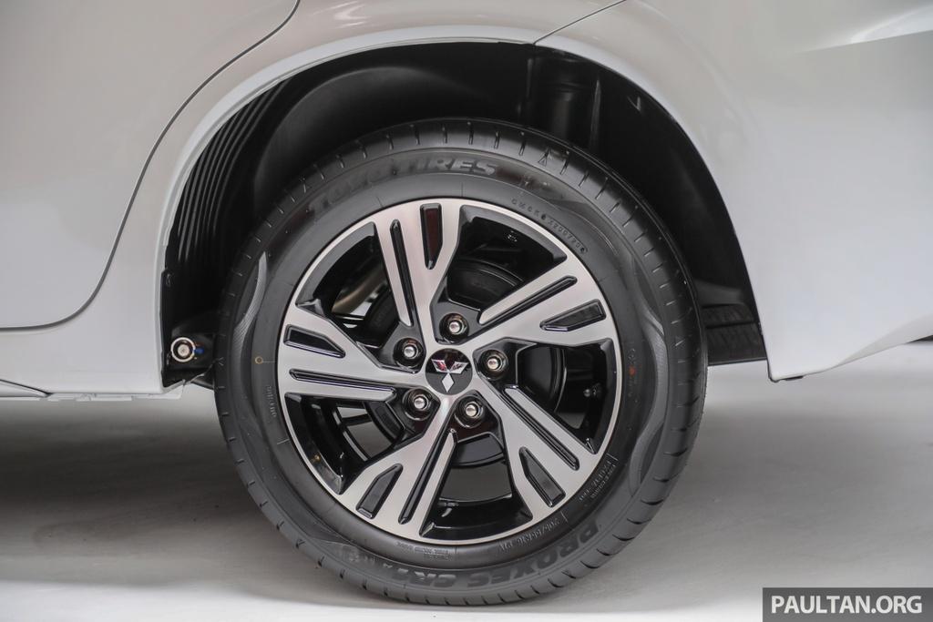 Mitsubishi Xpander ra mat Malaysia anh 7