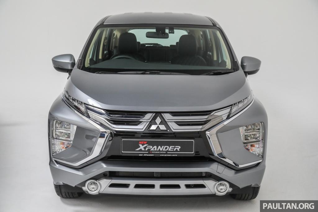 Mitsubishi Xpander ra mat Malaysia anh 6