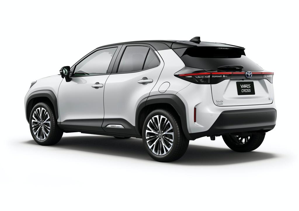 Toyota Yaris Cross ra mat anh 8