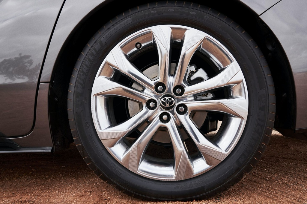 Toyota Sienna 2021 ra mat tai My anh 5