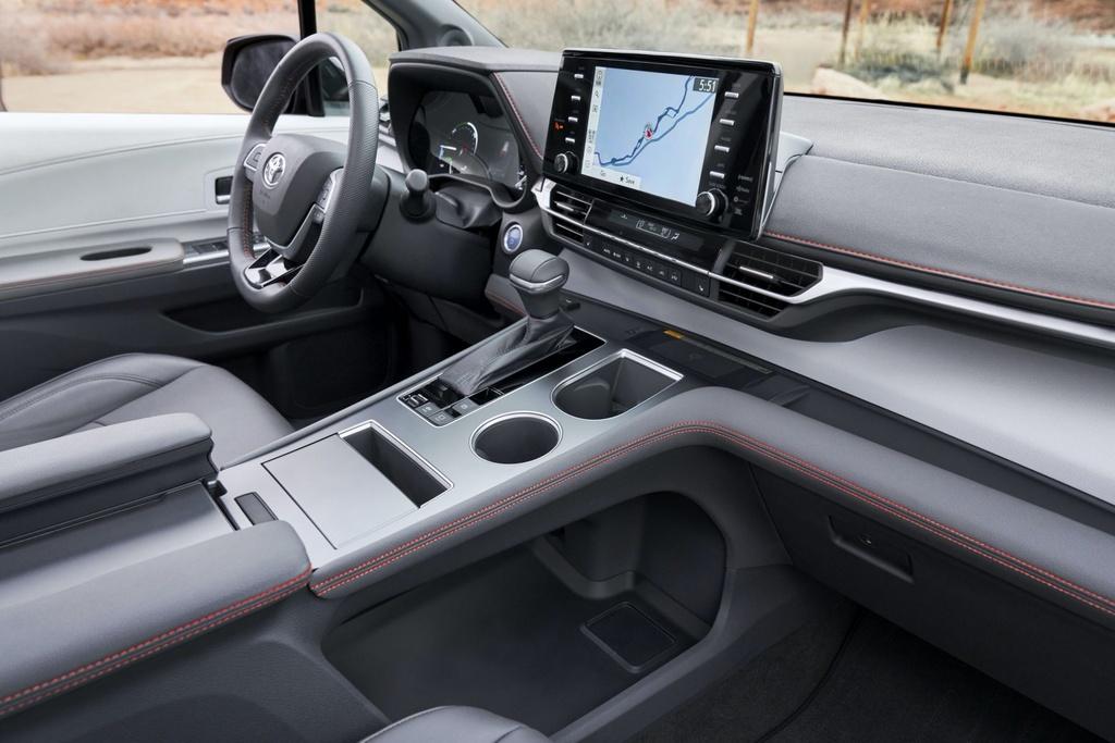 Toyota Sienna 2021 ra mat tai My anh 10