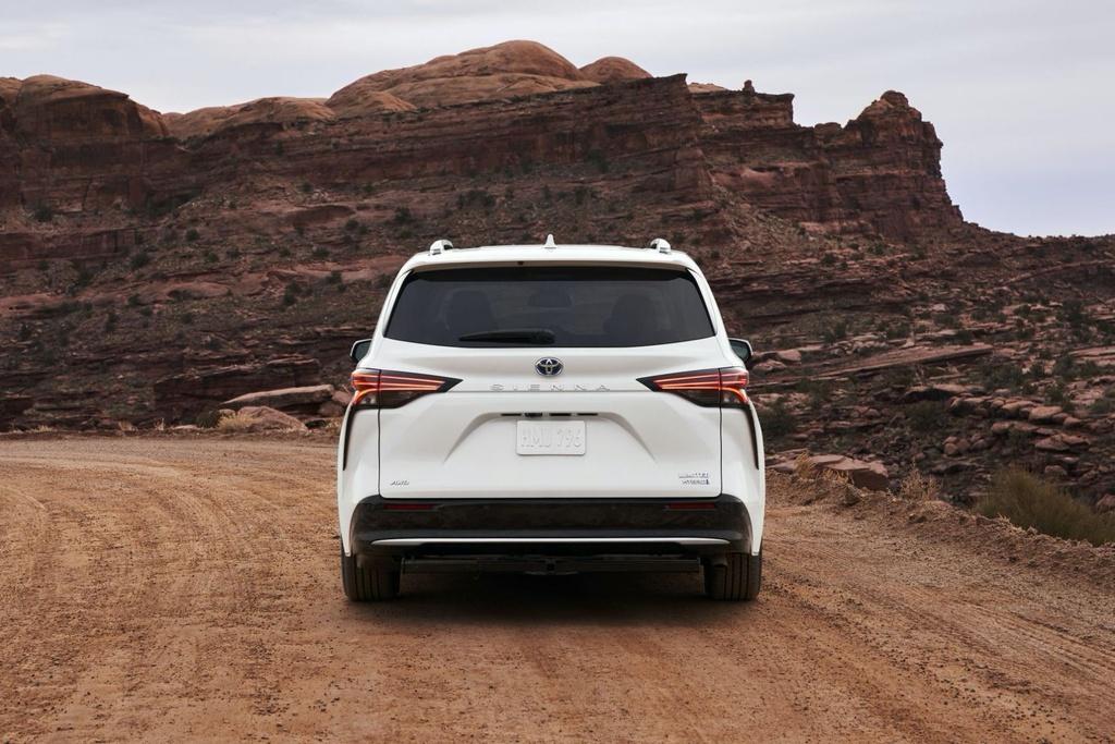 Toyota Sienna 2021 ra mat tai My anh 7