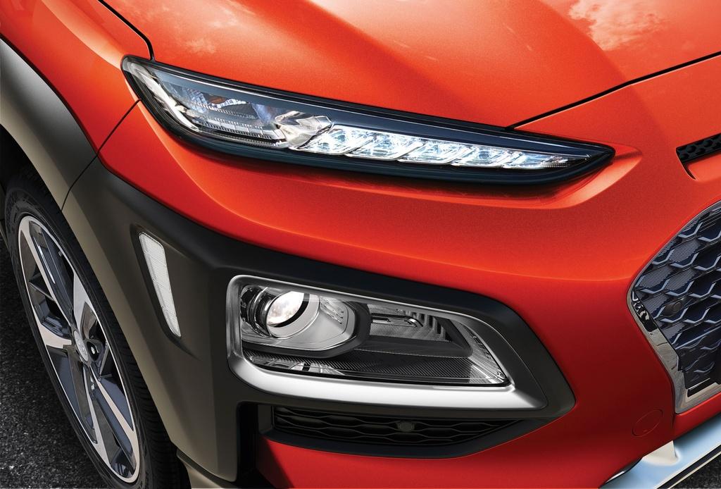 Hyundai Kona ra mat Malaysia anh 6