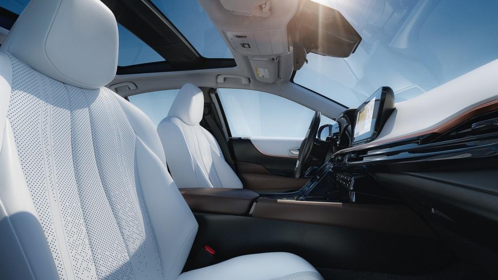 Toyota Mirai 2021 lo dien anh 9