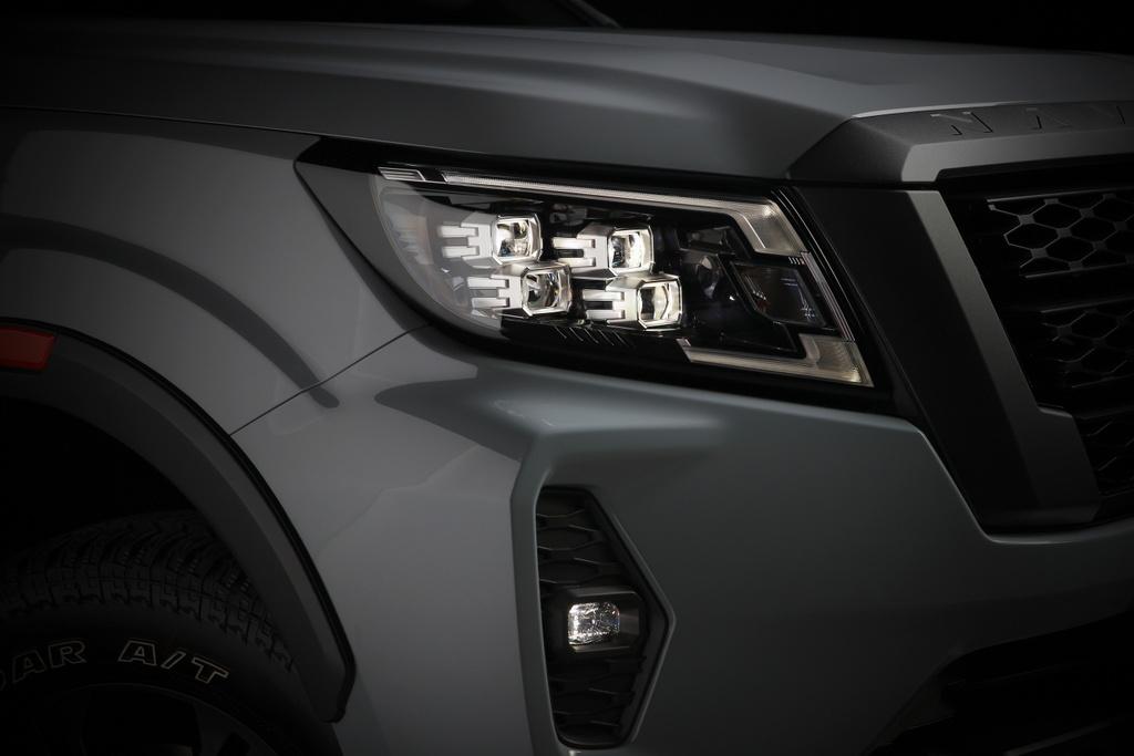 Nissan Navara 2021 duoc ra mat anh 4