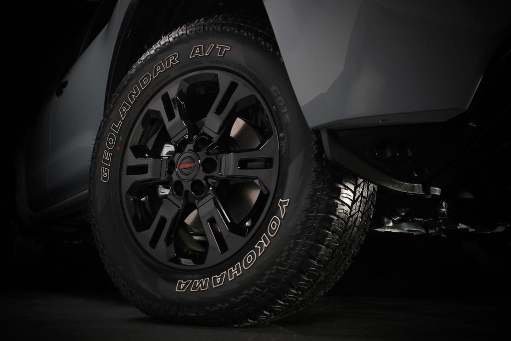 Nissan Navara 2021 duoc ra mat anh 8