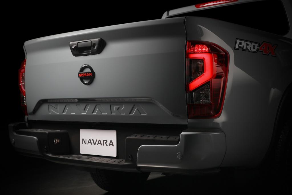 Nissan Navara 2021 duoc ra mat anh 7