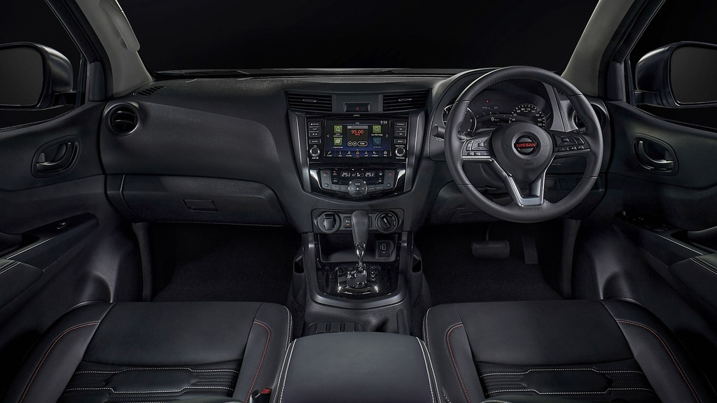 Nissan Navara 2021 duoc ra mat anh 9