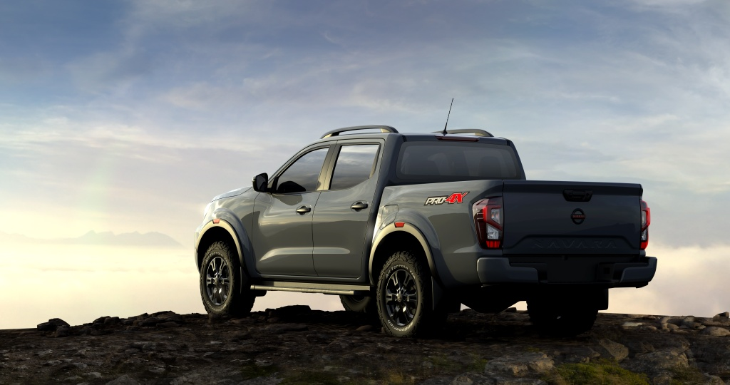 Nissan Navara 2021 duoc ra mat anh 2