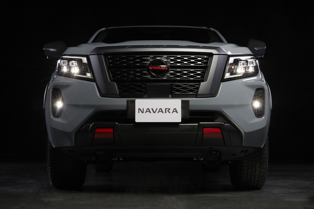 Nissan Navara 2021 duoc ra mat anh 3