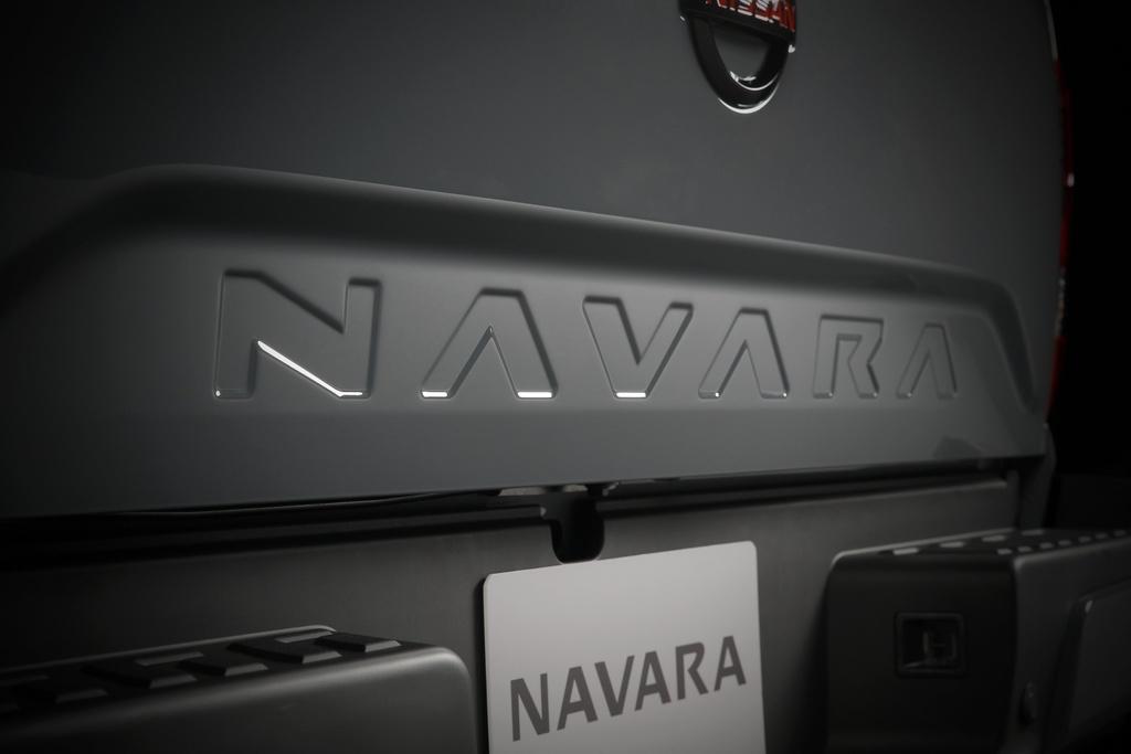 Nissan Navara 2021 duoc ra mat anh 13