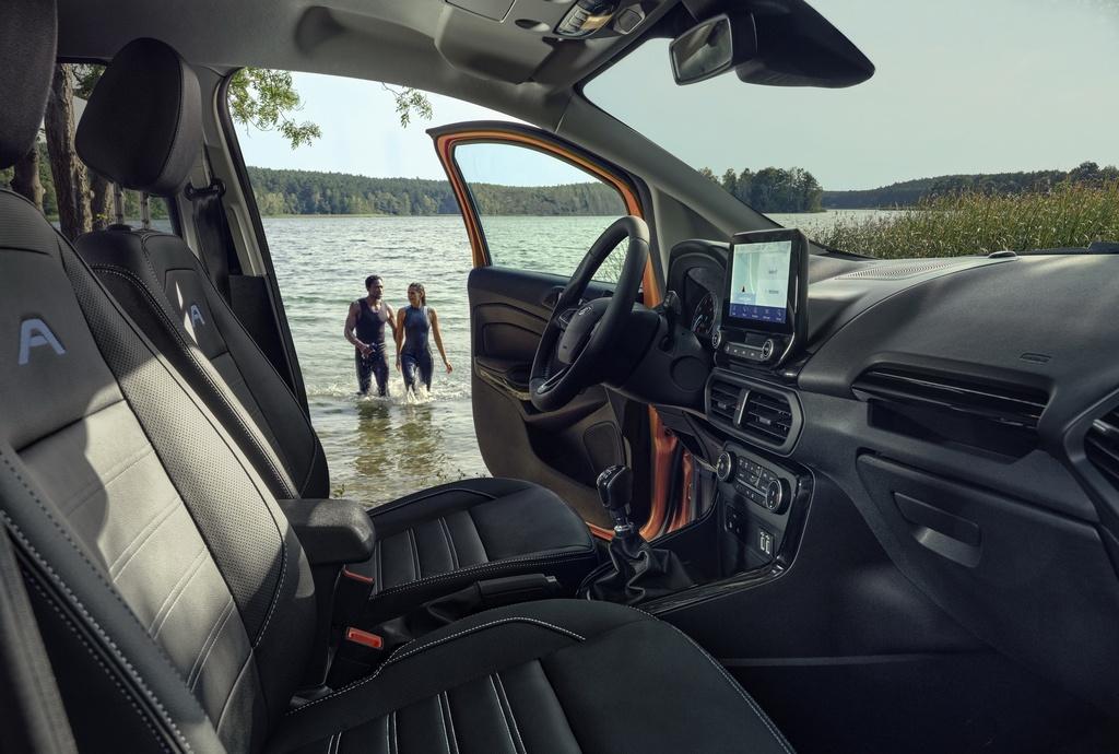 Ford EcoSport Active 2021 ra mat anh 4