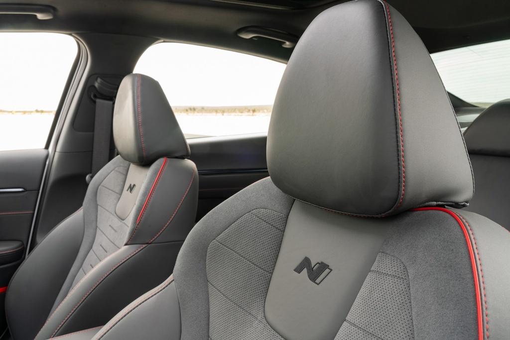 Hyundai Sonata N Line 2021 ra mat anh 10