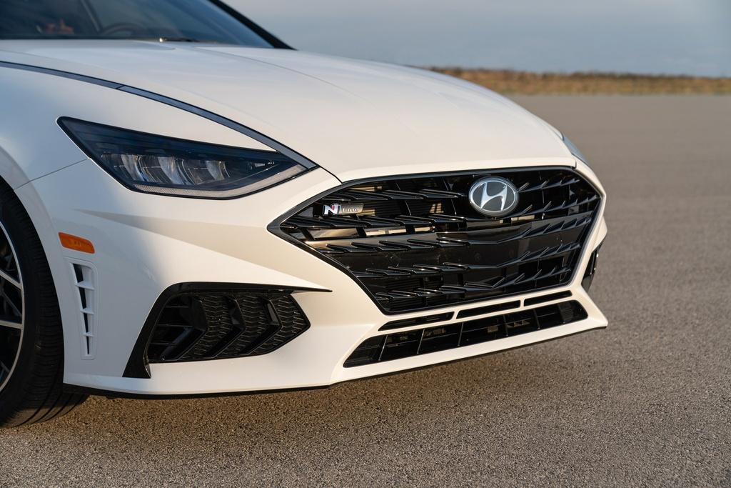 Hyundai Sonata N Line 2021 ra mat anh 6