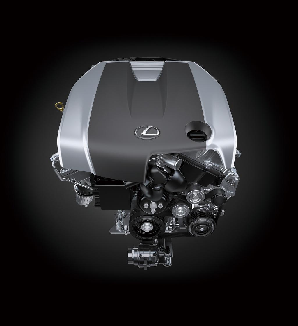 Lexus IS 2021 ra mat anh 9
