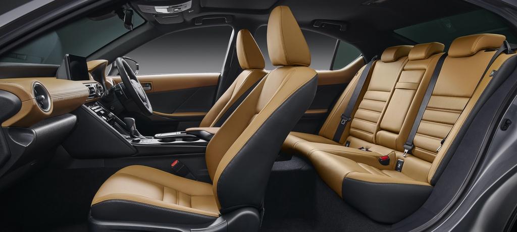 Lexus IS 2021 ra mat anh 7