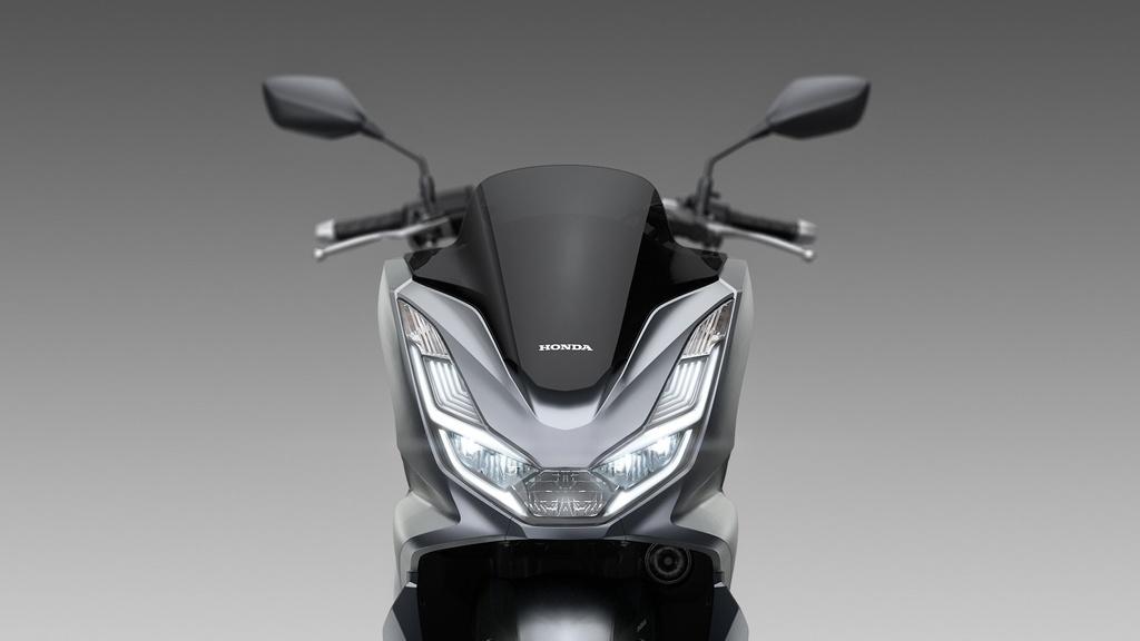 Honda PCX 125 2021 ra mat anh 2
