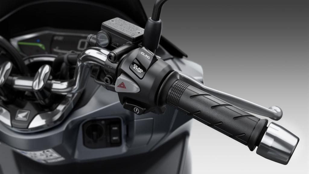 Honda PCX 125 2021 ra mat anh 10