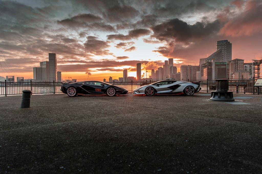 Lamborghini Sian ra mat anh 5