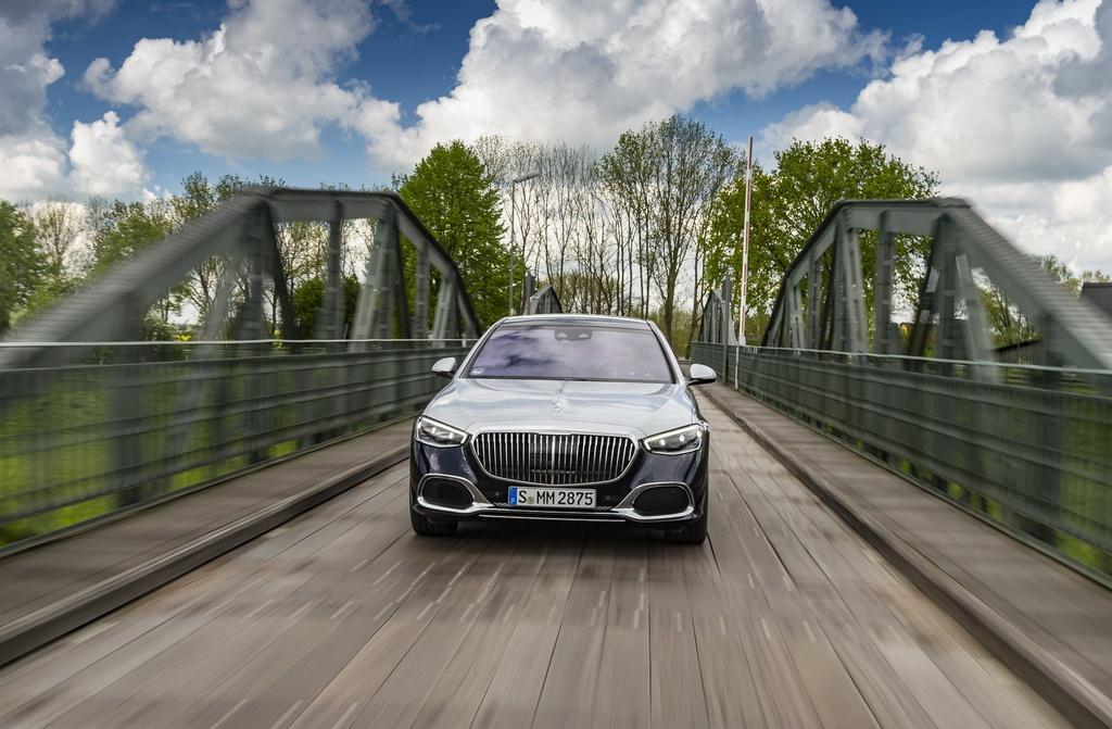 Mercedes-Maybach S-Class 2021 se em nhu Rolls-Royce? anh 6