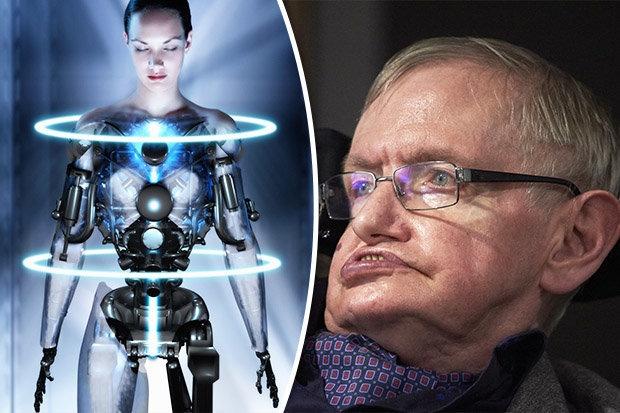 Tu AI den nguoi ngoai Trai Dat: Hawking noi gi ve tuong lai nhan loai? hinh anh 3