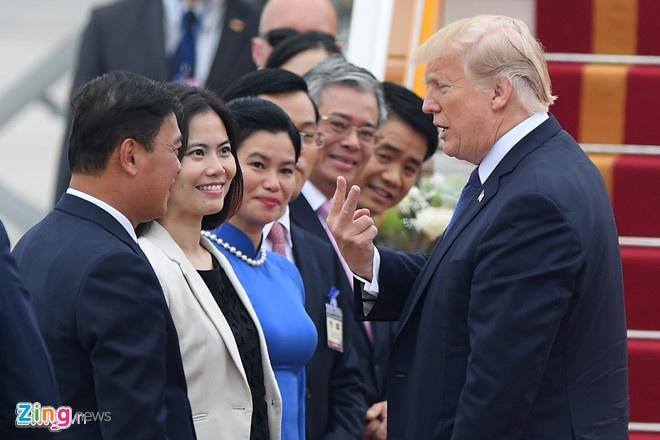 TT Trump toi VN - nhieu du an mua may bay, hop tac khi dot hinh anh 2