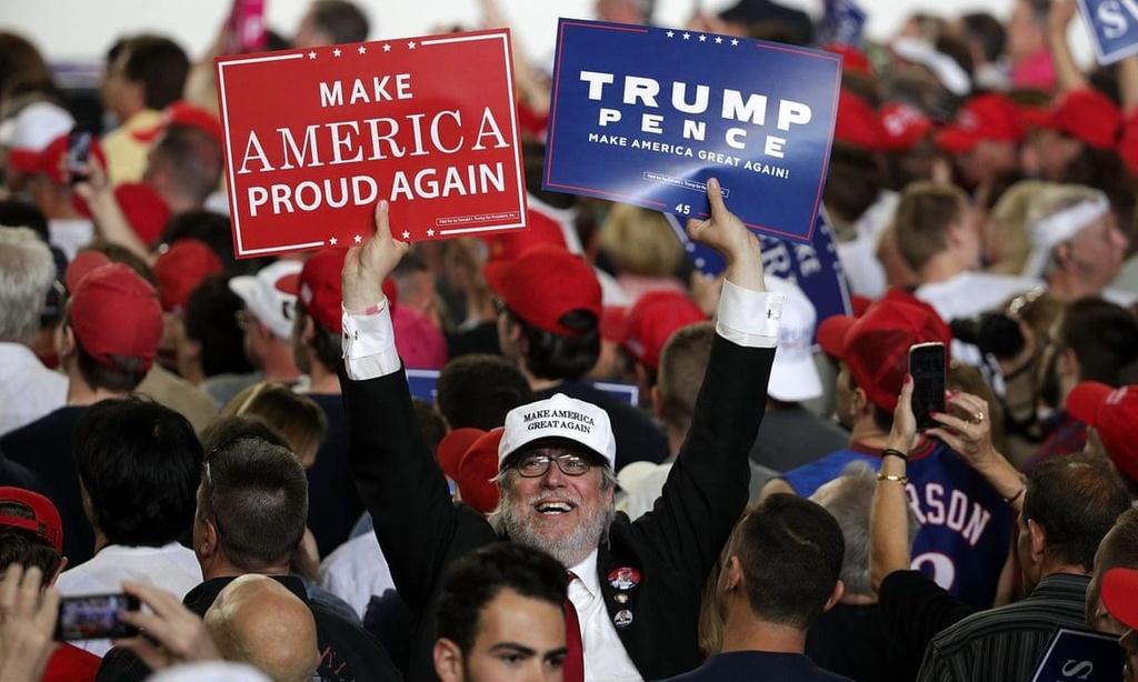 Tai tranh cu, Trump 2020 co khac Trump 2016 day boc dong, ky thi? hinh anh 3