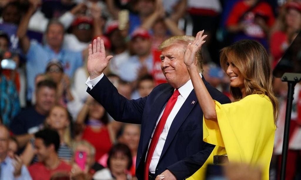 Tai tranh cu, Trump 2020 co khac Trump 2016 day boc dong, ky thi? hinh anh 1