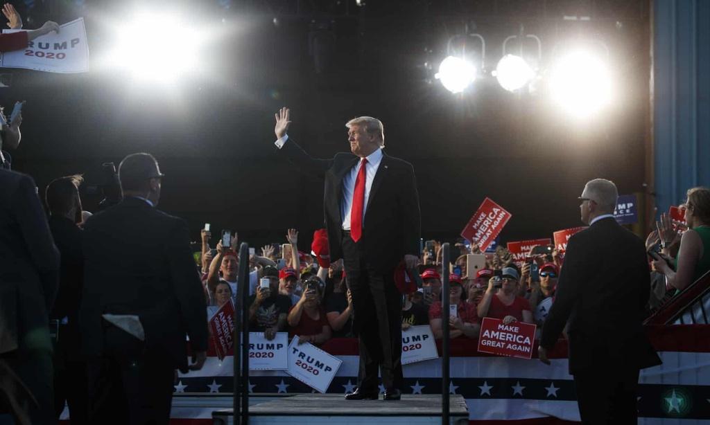 Tai tranh cu, Trump 2020 co khac Trump 2016 day boc dong, ky thi? hinh anh 2